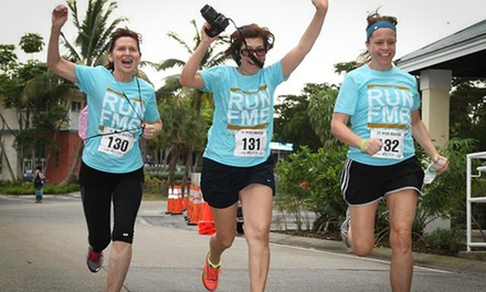 Marathon or Half-Marathon Entry from Fort Myers Marathon (50% Off)