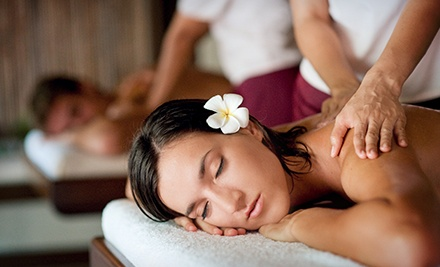 Individual or Couples Well-Being Massage Package at Thiparpa Thai Massage (Up to 63% Off)