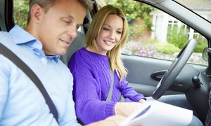 Defensive Driving School: $29 for 50-Minute Learner Automatic or Manual Driving Lesson with Defensive Driving School (Up to $60 Value)