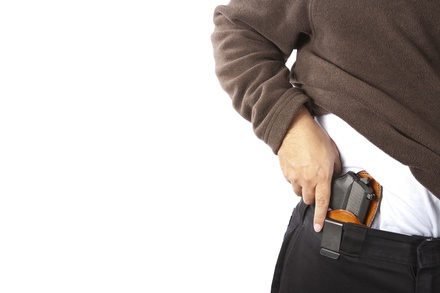 Conceal-Carry-Permit Course for One or Two at PG Firearms Training (Up to 56% Off)