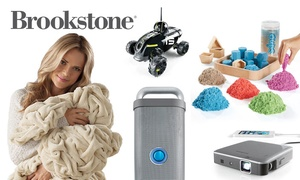 $25 For $50 Worth Of Innovative Products From Brookstone