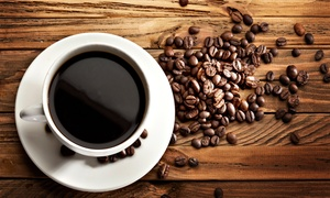 Admiral's: $15 for Five Groupons, Each Good for $5 Worth of Coffee at Admiral's Express Cafe ($25 Value)