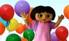 Houston Party Mascots - Houston: One or Two 45-Minute Mascot Rentals from Houston Party Mascots (Up to 63% Off)