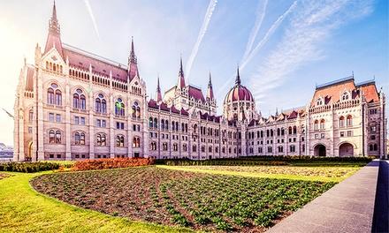 ✈ Boedapest: 2 of 3 nachten in Silver Hotel in het centrum, ontbijt en retourvlucht vanaf Eindhoven