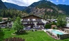 Alpen Rose Inn - Leavenworth, WA: 1- or 2-Night Stay for Two in a Deluxe Fireplace Queen Balcony or One-Bedroom Condo at Alpen Rose Inn in Leavenworth, WA