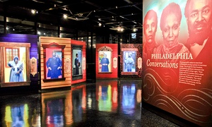African American Museum in Philadelphia: Admission for Two or Four or Family Membership to African American Museum in Philadelphia (Up to 54% Off)