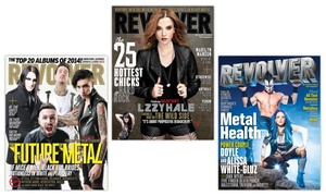 1-Year, 6-Issue Subscription to Revolver