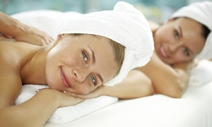 Break Oval: Mother's Day Packages with Massage, Facial or Mani-Pedi for One or Two at Break Oval (Up to 62% Off)