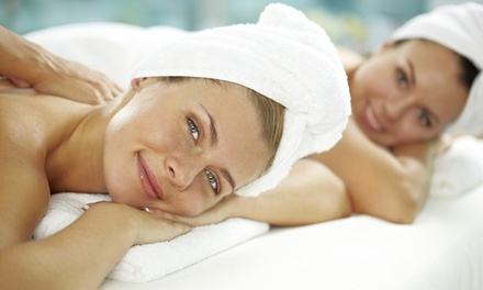 Spa-Day Package with Massages for One or Two at Aadvanced Bodyworx, Inc. (Up to 48% Off)