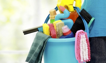 Four Hours of Cleaning Services from Udderly clean (57% Off)