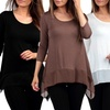 Women's Plus-Size Tunic