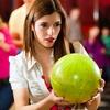 Bowling und Schnitzel für Sechs