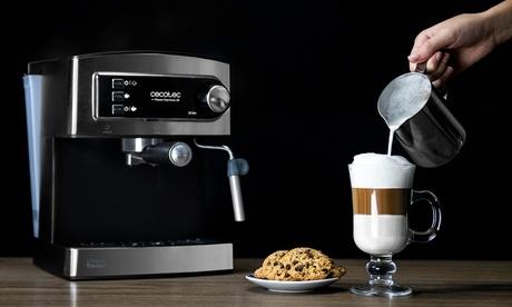 Cafetera Cecotec modelo Power Expresso 20 Oferta en Groupon