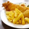 Fish and Chips With Drink for Two