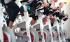SPINCO - Central City: Four or Eight Spin Classes or One Month of Unlimited Spin Classes at SpinCo (Up to 54% Off)