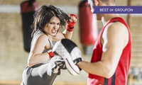 Five (£14) or Ten (£26) Self-Defence Classes at Urban Krav Maga, 15 Locations (Up to 65% Off)