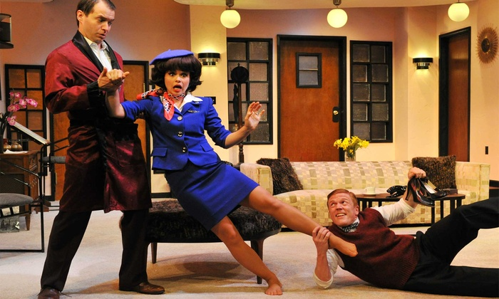 """""""Boeing Boeing"""" - Theater Square Box Office: """"Boeing Boeing"""" at Pittsburgh CLO, February 6–12 (Up to 55% Off)"""