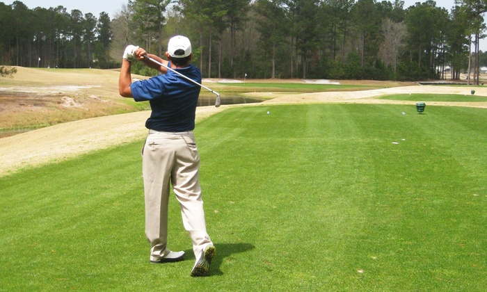 Steve Pratt at Lindero Country Club - Morrison Ranch: One, Two, or Three 60-Minute Golf Lessons with Video Analysis from Steve Pratt at Lindero Country Club (Up to 60% Off)