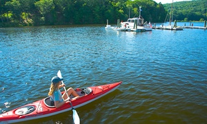 Cove Landing Marine, Inc: $20 for $35 Worth of Kayak Rental — Cove Landing Marine