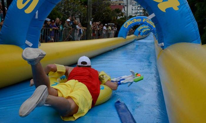 Slide Fest - Memphis: Up to 40% Off Slide Passes at Slide Fest