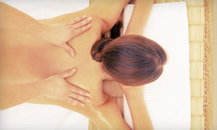 A Balanced Life Chiropractic - American Fork: 60-Minute Massage or Chiropractic Package with Adjustments and Massages at A Balanced Life Chiropractic (Up to 70% Off)