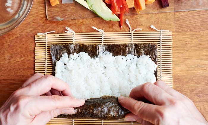 Wabora - Newbury Street: $39 for Sushi-Making Class at Wabora ($100 Value)