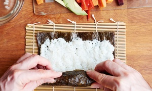Wabora: $39 for Sushi-Making Class at Wabora ($100 Value)