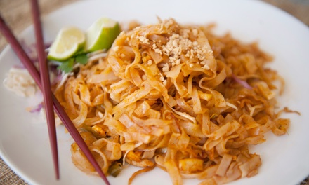 $12 for $20 Worth of Thai and Peruvian Food at Thai Peru Restaurant