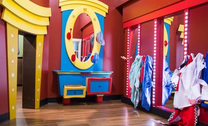 image for Museum Day for Two or Four at McKenna Children's Museum (Up to 43% Off)