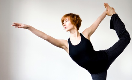$29 for Five Yoga Classes at Yoga By Degrees ($95 Value)
