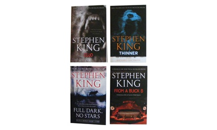 explaination essay thinner by stephen king This essay stephen king (stephen kingcom 1-2) stephen showed an interest in writing at a young age man and thinner (9.