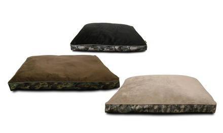 US Army Camo Extra-Large Gusset Pet Bed