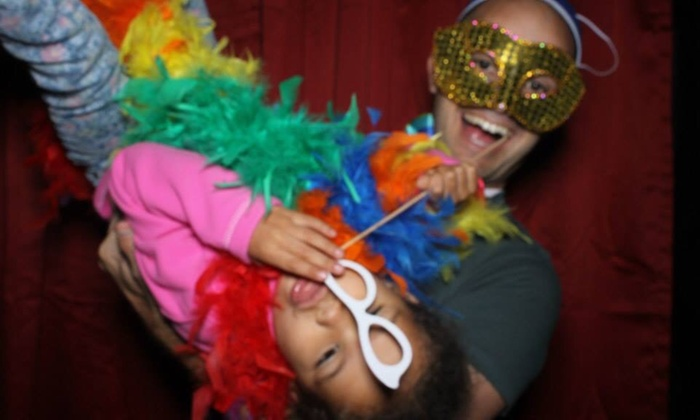 Pictobooth - Lexington: $330 for $600 Worth of Photo-Booth Rental — PictoBooth