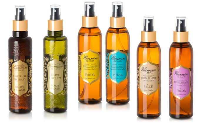 Hammam El Hana Argan Oil Therapy Fragrant Body Splash