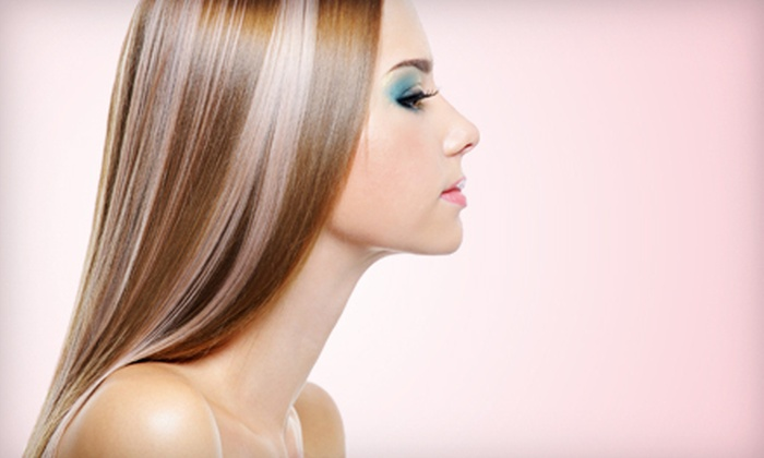 Giuseppe Franco Salon - Giuseppe Franco Salon: $125 for a Brazilian Blowout at Giuseppe Franco Salon in Beverly Hills ($350 Value)
