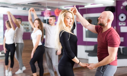 Private Introductory Ballroom or Latin Dance Lessons for Beginner Couples from R99 at John Murray Dance Studio (67% Off)