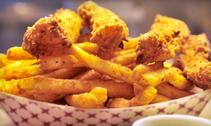 Bayou Fish House - Multiple Locations: $5 for $10 Worth of Seafood at Bayou Fish House