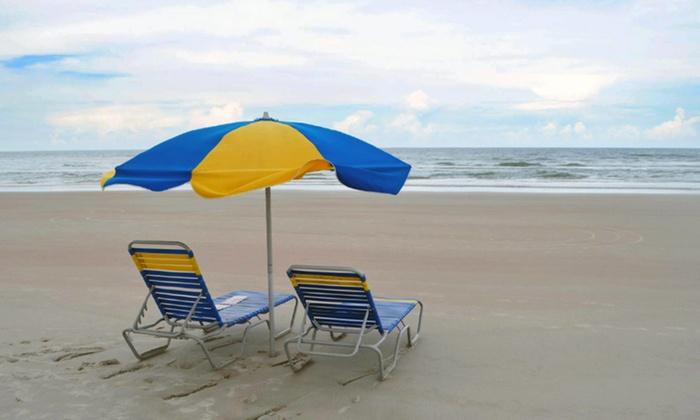 Sea Shells Beach Club - Daytona Beach, FL: Stay at Sea Shells Beach Club in Daytona Beach, FL. Dates into February.