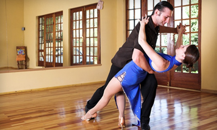 Planet Ballroom - Multiple Locations: Two or Four Private and Group Dance Lessons at Planet Ballroom (Up to 70% Off)