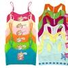 Girls' Seamless Tops & Matching Bottoms (6-Pack)