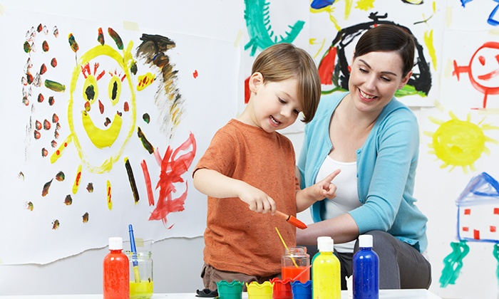 Bright Kids Nursery - Abu Dhabi: Up to 5 Weeks Summer Camp for Kids starting from AED 299