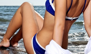 Summer Haze: One Spray Tan, or One Month or One Year of UV Tanning at Summer Haze (Up to 60% Off)