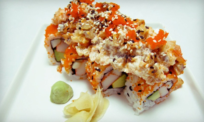 GO! Bento - High Pines: $10 for $20 Worth of Pan-Asian Dinner Cuisine for Two at GO!Bento
