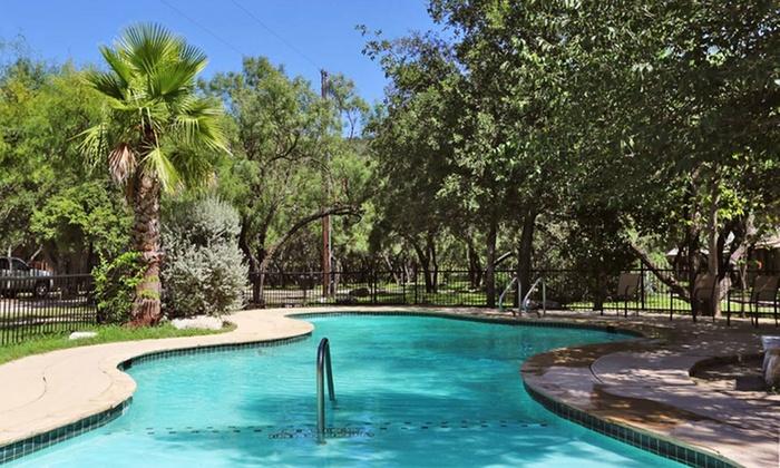Frio Country Resort In Concan Tx Groupon Getaways