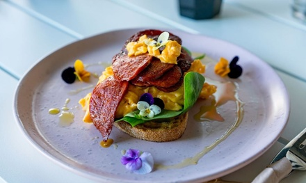 AllDay Breakfast + Coffee SatSun: 1 $9.90, 2 $19.80 or 4 $39.60, Simplicity Cafe Darling Harbour Up to $82