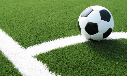 Five-a-Side Pitch for 60 Minutes