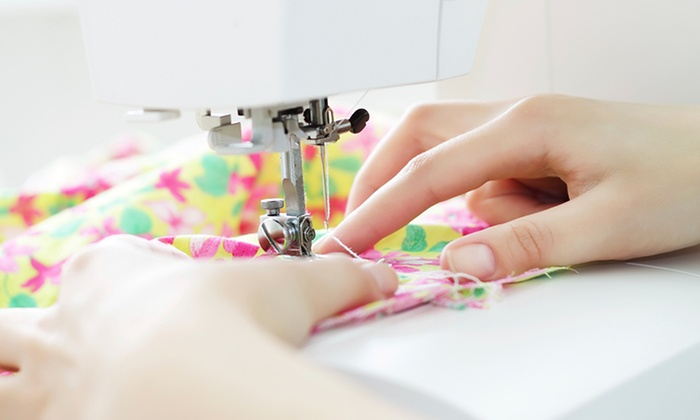 Atelier Craft Artisan - East Cambie: C$39 for a Four-Hour Sewing Workshop at Atelier Craft Artisan (C$70 Value)