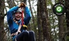 Plumtree Enterprises, LLC dba Sky Valley Zip Tours - Downtown Boone: $79 for a Zipline Excursion for Two at Sky Valley Zip Tours in Blowing Rock ($158 Value)