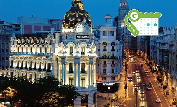 Holiday Inn Madrid - Bernabéu   Groupon