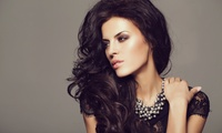 Cut and Blow-Dry (€17) With Highlights or Colour (from €32) at Olivia Style Hair Salon (Up to 58% Off)